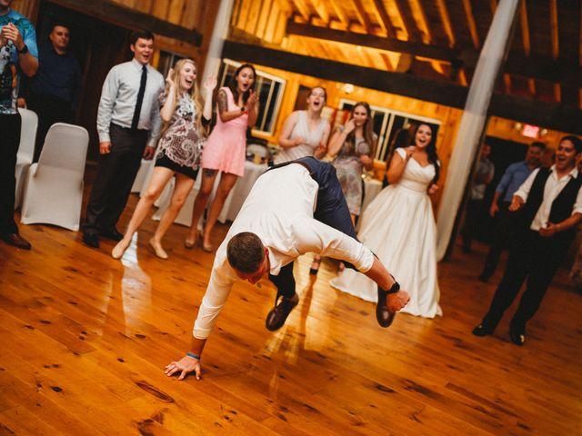 Anthony and Katya's Wedding in Asheville, North Carolina 105