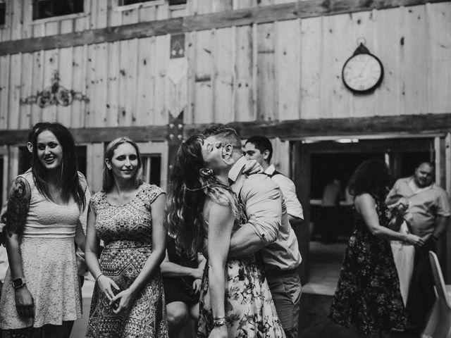 Anthony and Katya's Wedding in Asheville, North Carolina 107