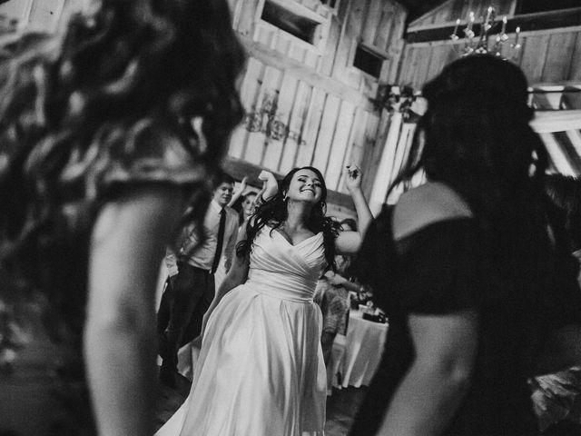 Anthony and Katya's Wedding in Asheville, North Carolina 110