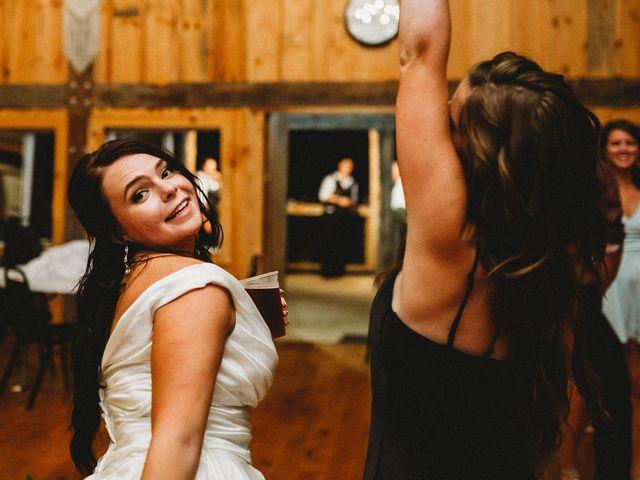 Anthony and Katya's Wedding in Asheville, North Carolina 111