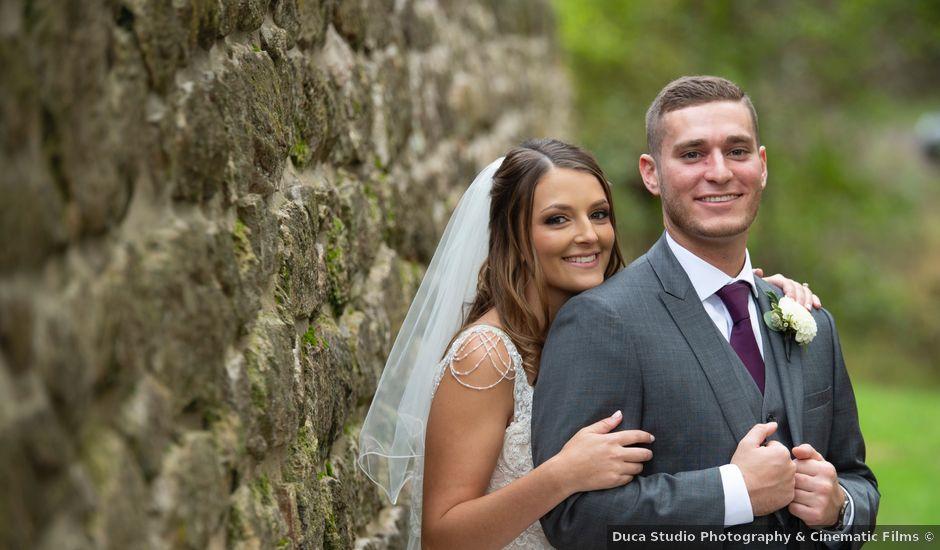 Keith and Casey's Wedding in Audubon, Pennsylvania
