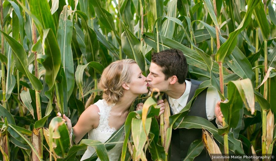 Chris and Brittnee's Wedding in Rochert, Minnesota