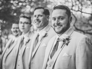 The wedding of Keyanna and Cameron 2