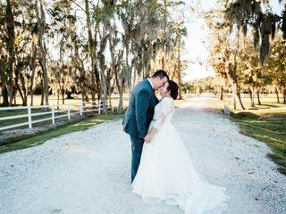 The wedding of Alana and Scott