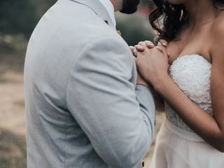 Erick and Viri's Wedding in Pala, California 3