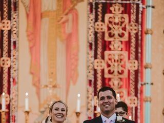 The wedding of Brianne  and John  2