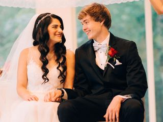 The wedding of Kimia and Jackson