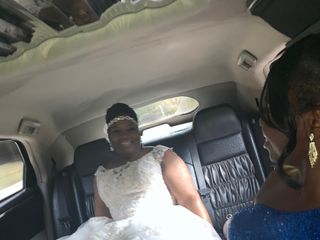 The wedding of Kellie  and Jermaine  2
