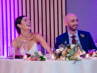 The wedding of Kristi and Jason 2