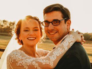 The wedding of Allison and Sawyer