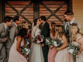 The wedding of Allison and Sawyer 3