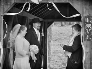 The wedding of Carol and Thomas 1