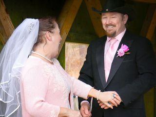 The wedding of Carol and Thomas 2