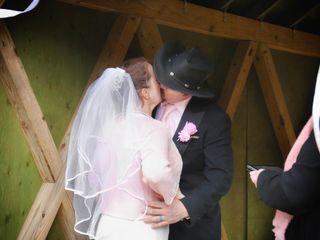 The wedding of Carol and Thomas 3