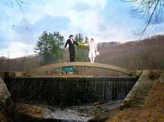 The wedding of Carol and Thomas