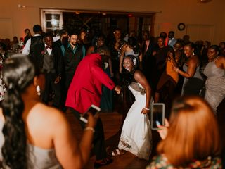 The wedding of Erick and Chevelle 1
