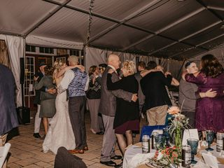 The wedding of Catherine and Jason 1