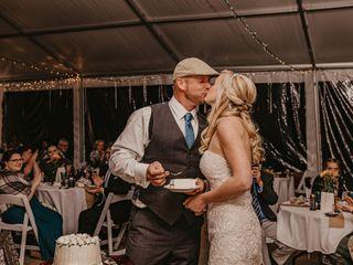 The wedding of Catherine and Jason 2