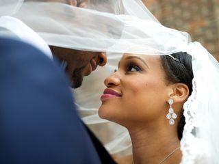 Chika and Joseph's Wedding in Greensboro, North Carolina 3