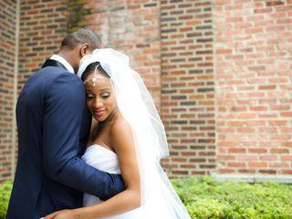 The wedding of Joseph and Chika 3