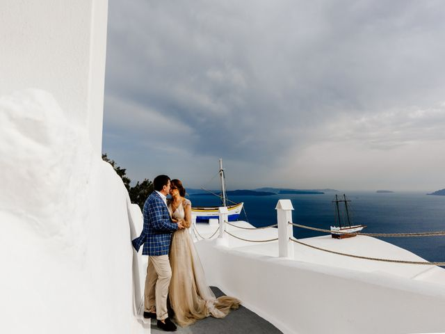 The wedding of Mihail and Tatyana