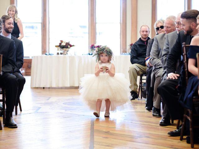 Max and Elizabeth's Wedding in Milwaukee, Wisconsin 7
