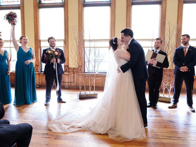 Max and Elizabeth's Wedding in Milwaukee, Wisconsin 12