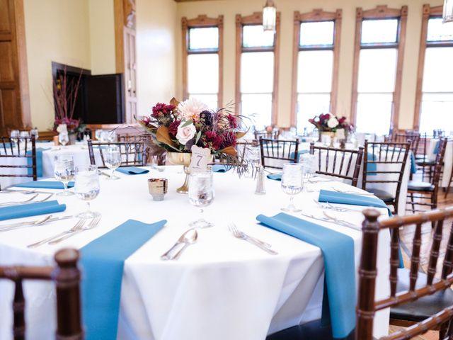Max and Elizabeth's Wedding in Milwaukee, Wisconsin 16