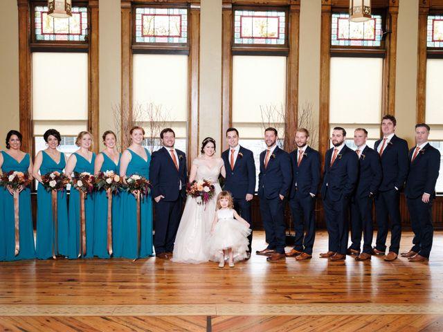 Max and Elizabeth's Wedding in Milwaukee, Wisconsin 20