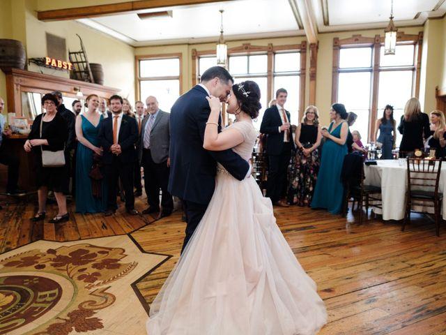 Max and Elizabeth's Wedding in Milwaukee, Wisconsin 27