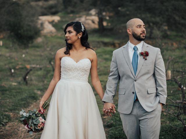 Erick and Viri's Wedding in Pala, California 1