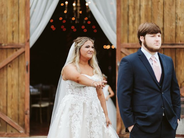 Wayne and Gabrielle's Wedding in Amite, Louisiana 10