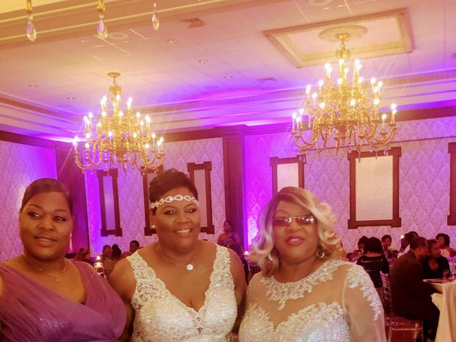 Jermaine  and Kellie 's Wedding in Hunt Valley, Maryland 5