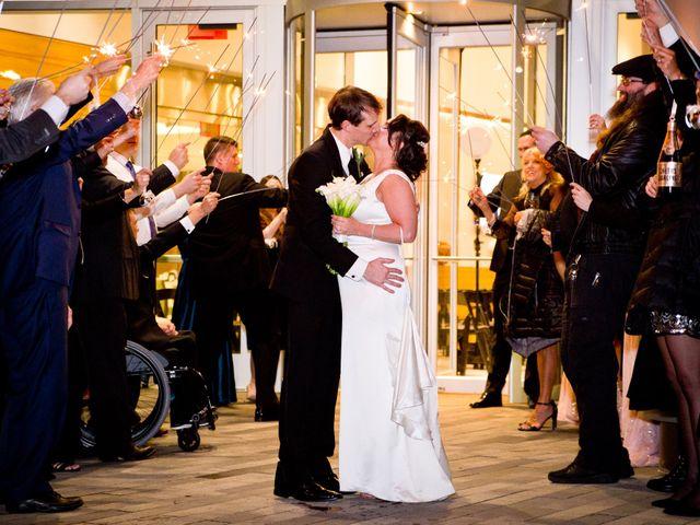 Ryan and Jessa's Wedding in Greenville, South Carolina 5