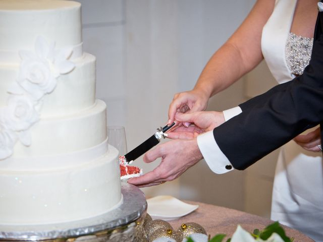 Ryan and Jessa's Wedding in Greenville, South Carolina 6