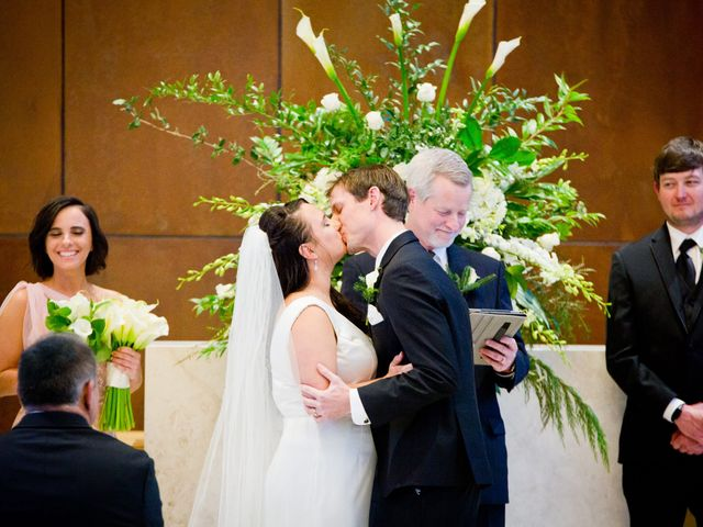 Ryan and Jessa's Wedding in Greenville, South Carolina 11