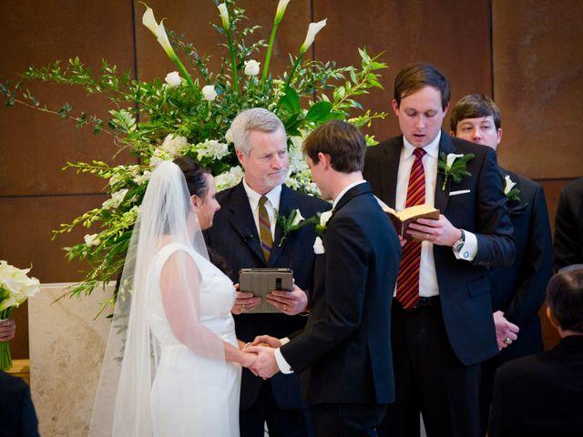 Ryan and Jessa's Wedding in Greenville, South Carolina 15