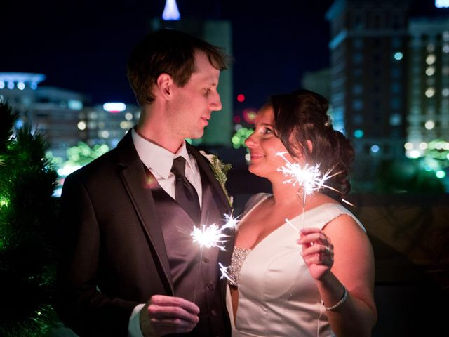 Ryan and Jessa's Wedding in Greenville, South Carolina 45