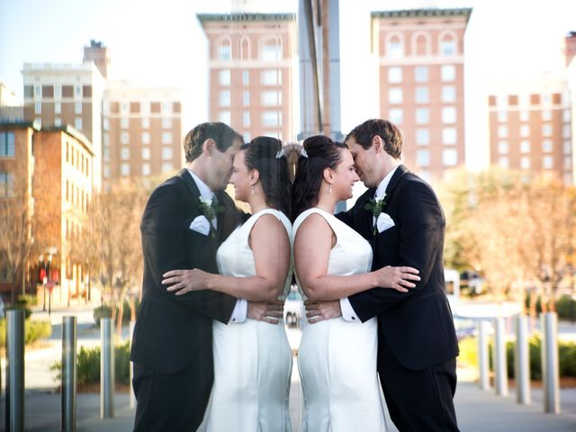 Ryan and Jessa's Wedding in Greenville, South Carolina 47