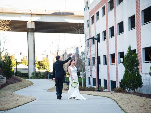 Ryan and Jessa's Wedding in Greenville, South Carolina 48