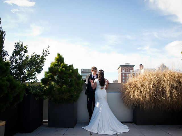 Ryan and Jessa's Wedding in Greenville, South Carolina 1