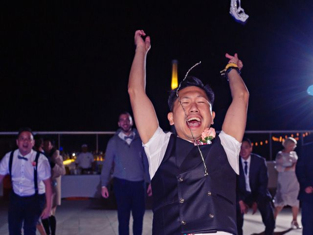 Chase and Ekaterina's Wedding in Cancun, Mexico 5