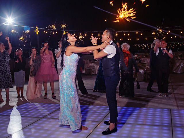 Chase and Ekaterina's Wedding in Cancun, Mexico 13