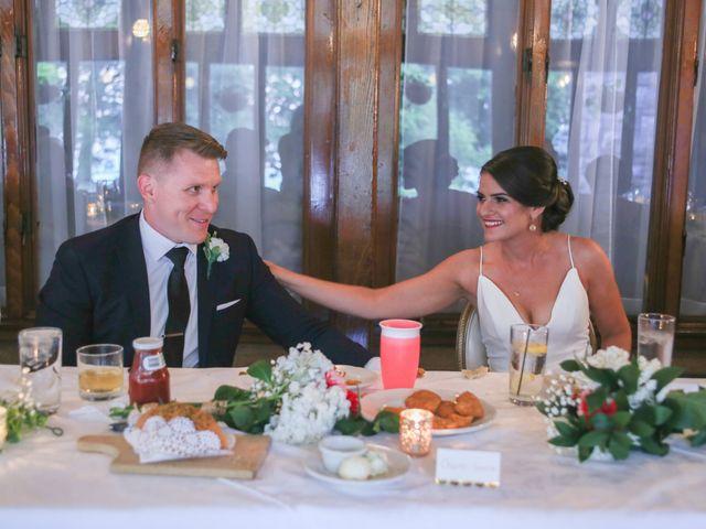 Dennis and Michaeelena's Wedding in Geneva, New York 1
