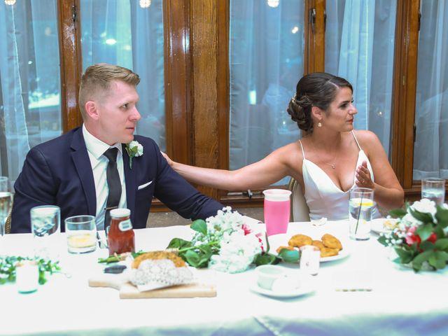 Dennis and Michaeelena's Wedding in Geneva, New York 2