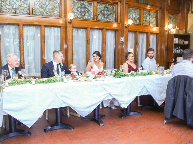 Dennis and Michaeelena's Wedding in Geneva, New York 5