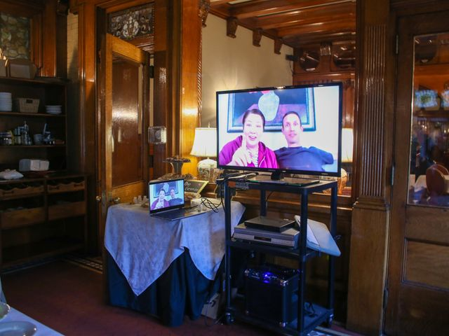Dennis and Michaeelena's Wedding in Geneva, New York 6