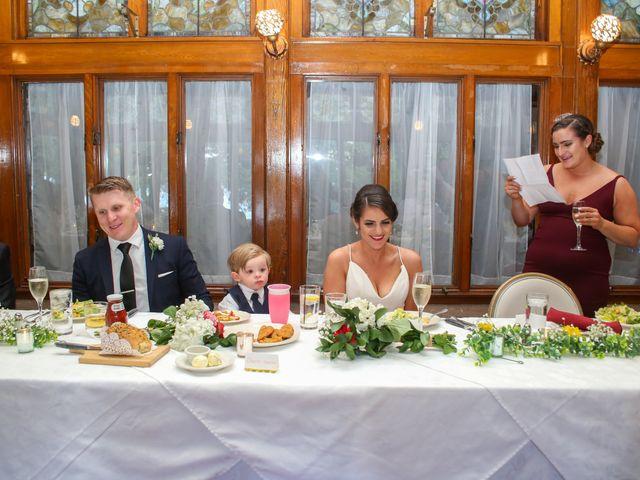 Dennis and Michaeelena's Wedding in Geneva, New York 9