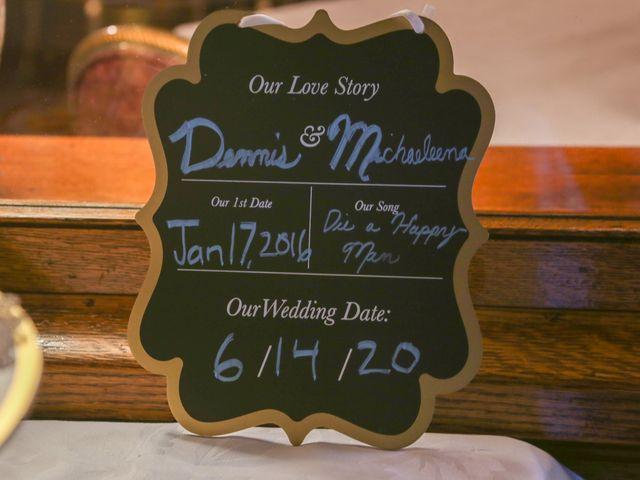 Dennis and Michaeelena's Wedding in Geneva, New York 11