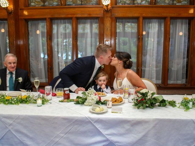 Dennis and Michaeelena's Wedding in Geneva, New York 12